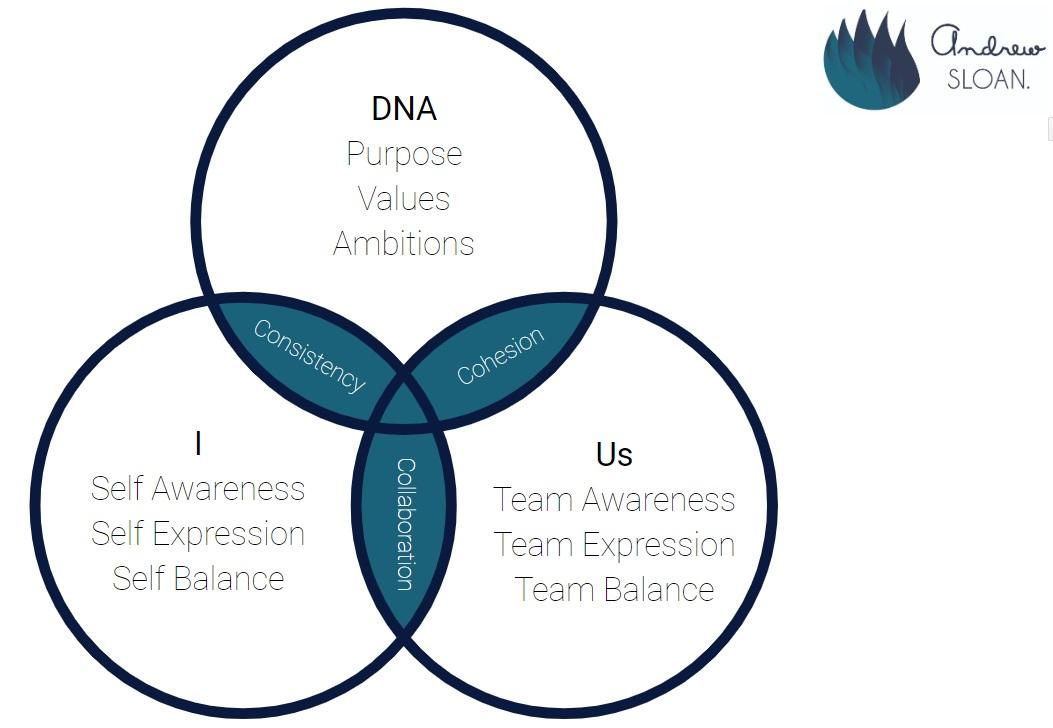 Andrew's Team Based Strengths Development Model