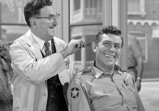 Floyd the barber -the Andy Griffith Show
