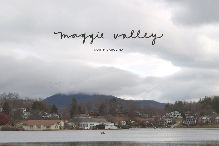 girls weekend in maggie valley, NC