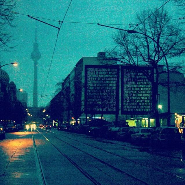 Oranienburger Strasse 2006 #berlin