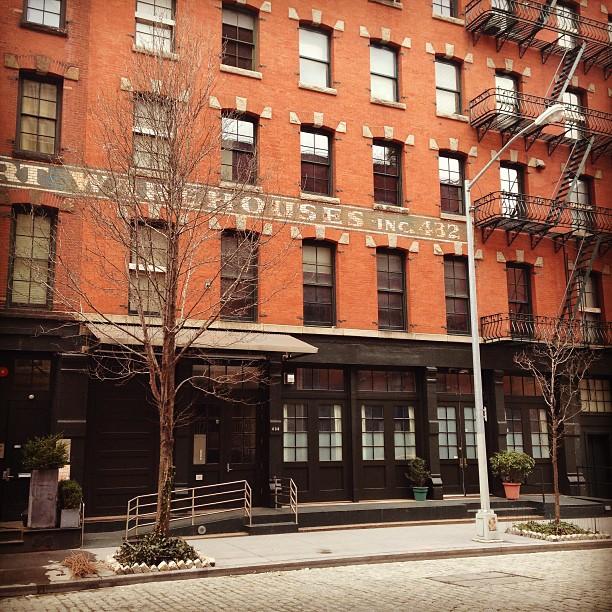 Greenwich Street #tribeca #nyc