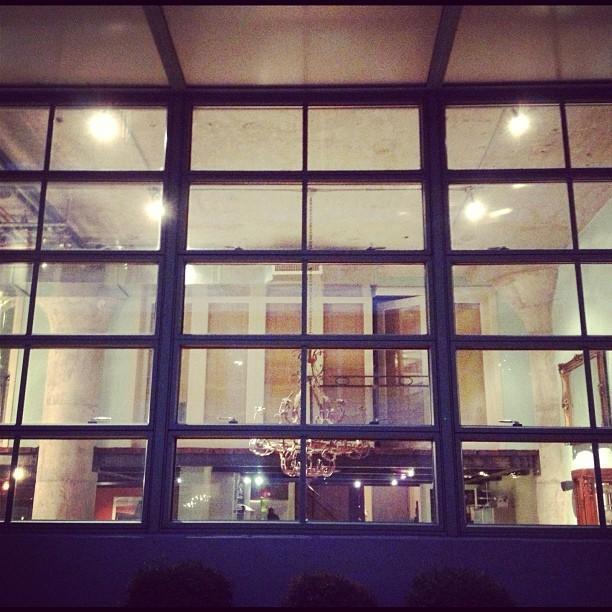 Loft living on Hudson Street (Taken with  Instagram )