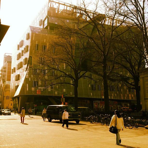 The new Cooper Union (Taken with  instagram )