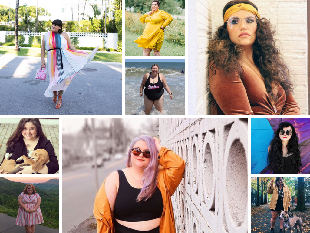 10 Plus Size Jewish Bloggers & Creatives to Follow on Instagram - By Brianne Huntsman