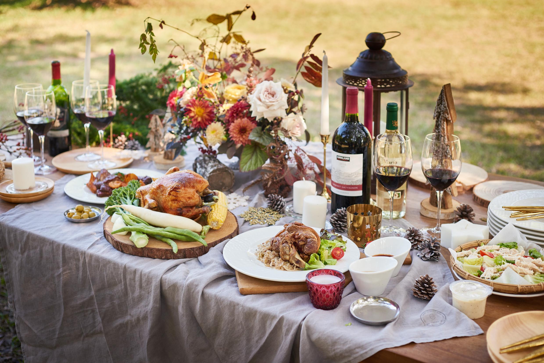 - |共享餐桌|