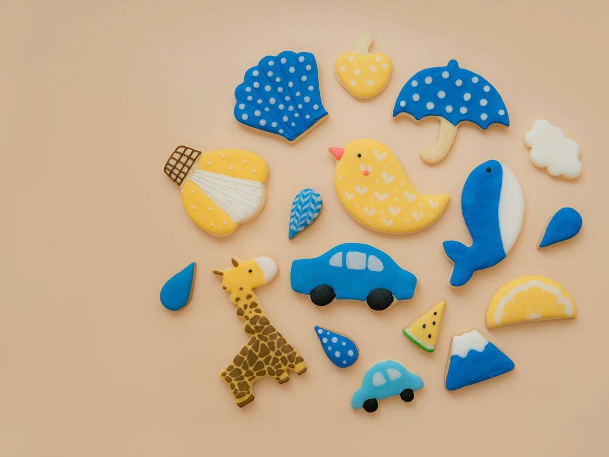 | 糖霜餅乾DIY |  由老師帶領大家,用糖霜將藝術放在餅乾上吧!  時間 | 11:00~16:00 (30~45min) 地點 | 手溫 Hand Temperature 攤位