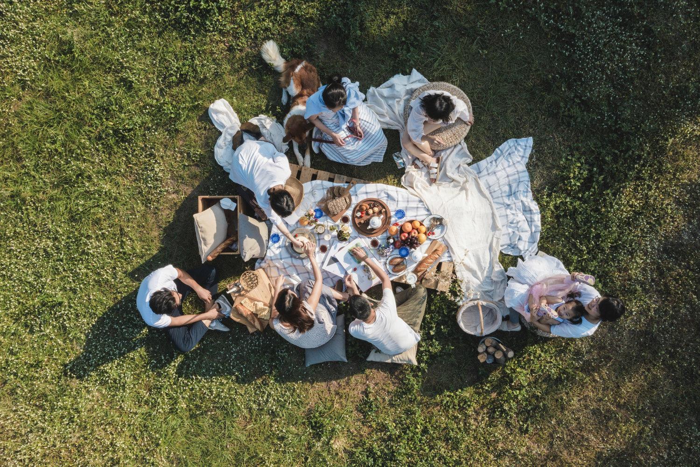 草地野餐 Picnic  帶著野餐墊,一起來牧場野餐吧! 囡囝市集有適合野餐的好物美食、桌遊租借, 讓您不用煩惱沒有食材、沒有娛樂, 我們已預備了舒適的環境,要給您美好的一天。  時間 | All time 自備用具 (當天無提供野餐用品租借)