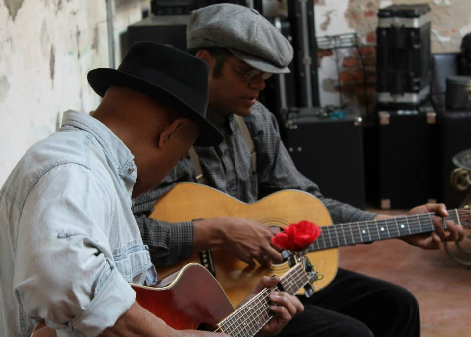 Guy Davis & Dom Flemons