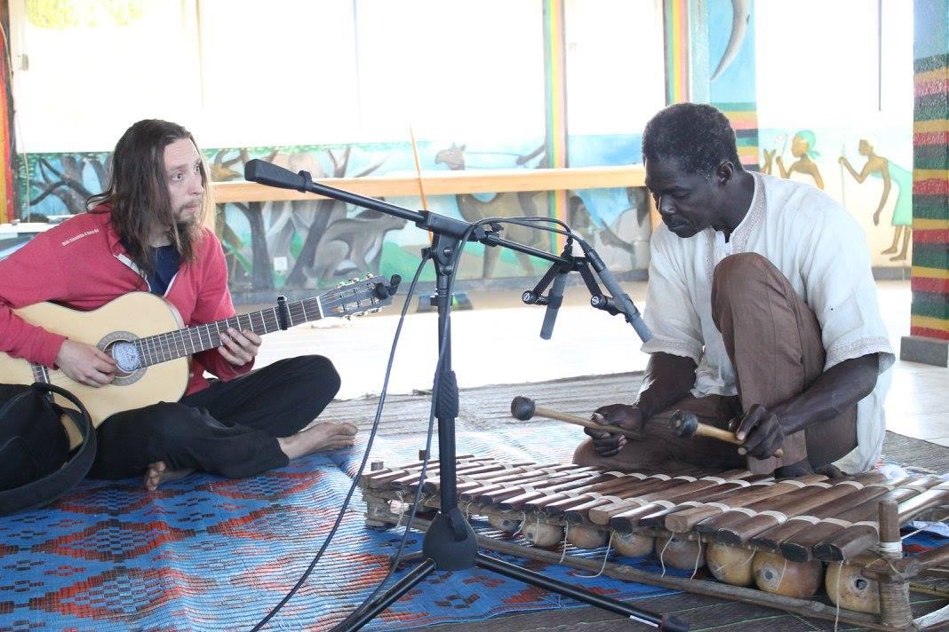 Soukare Kouyate & John Westmoreland