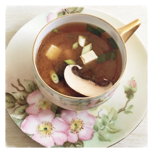 A miso soup recipe to make when you need a moment of self-care.