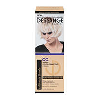 Dessange Brass Color Correcting Cream - This toning cream is a must in every brunette gone blonde's shower. It'll get rid of brass without leaving your hair feeling dry like other purple toning shampoos. WIN!