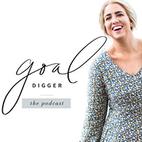 The Goal Digger Podcast - Jenna Kutcher is a marketing queen! Her interviews are intellectual and sometimes personal and her tips for growing your brand are very insightful. Keep a notebook close as you'll want to take notes. I recommended this podcast to my mom and already see her making changes.