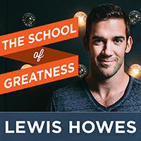The School of Greatness - If you've ever felt like you couldn't follow your passion, Lewis Howes and special guests will crush your doubts and kick your butt into gear. I highly recommend you catch his Five Minute Friday segments — it's the best!