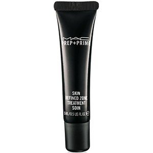 Mac Prep + Prime Skin Refined Zone — The Best Primers and Foundations for Oily Skin on beautybyjessika.com.