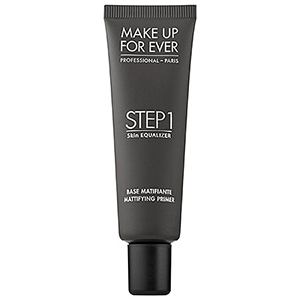 Makeup Forever Mattifying Primer — The Best Primers and Foundations for Oily Skin on beautybyjessika.com.