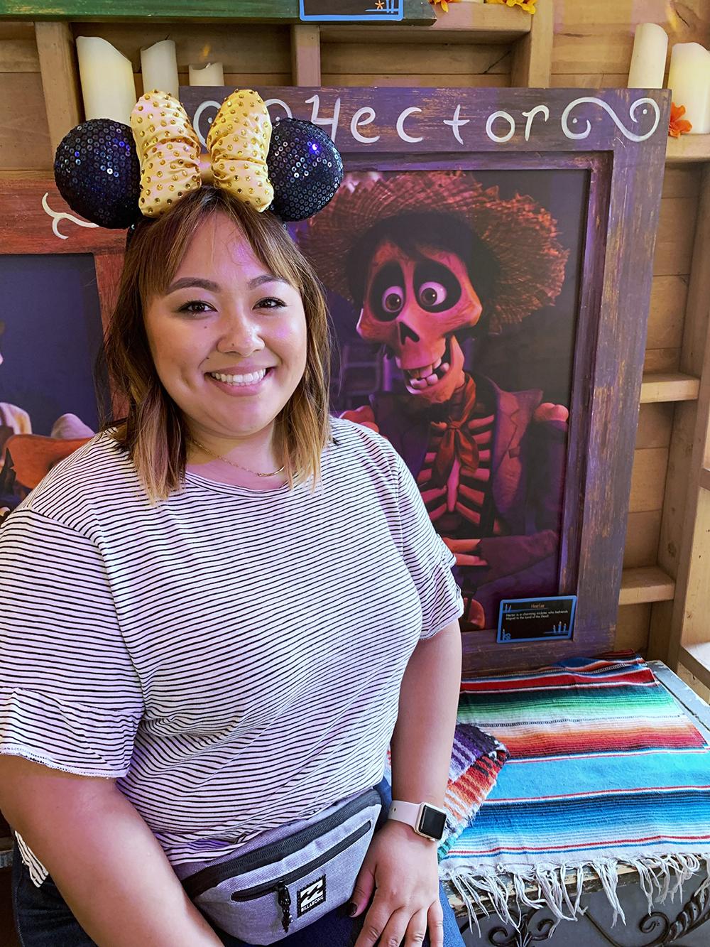 10/08/18 — I love the movie Coco so you know I had to visit the Plaza de la Familia!