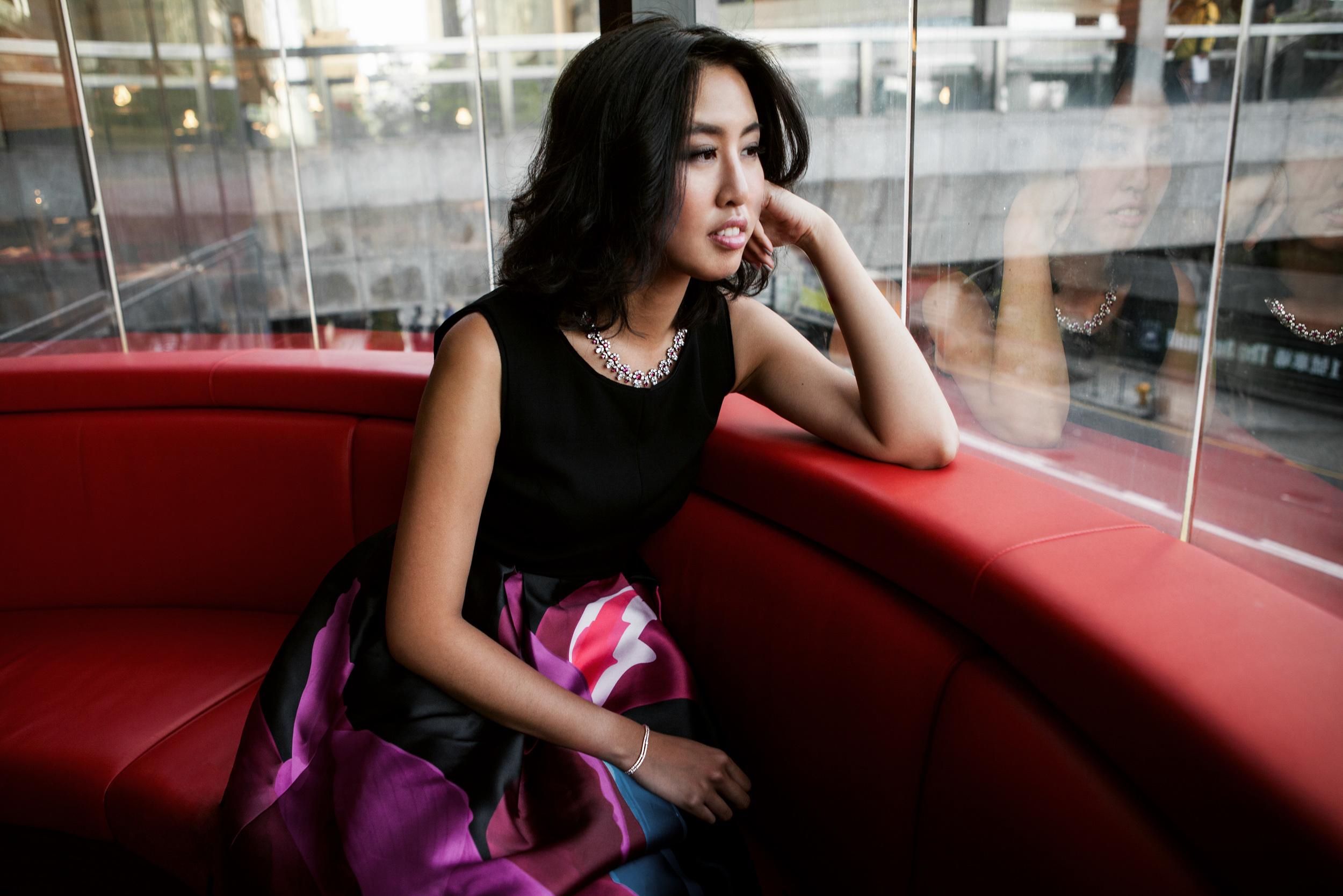 Samantha Wong by Brian HK Chan