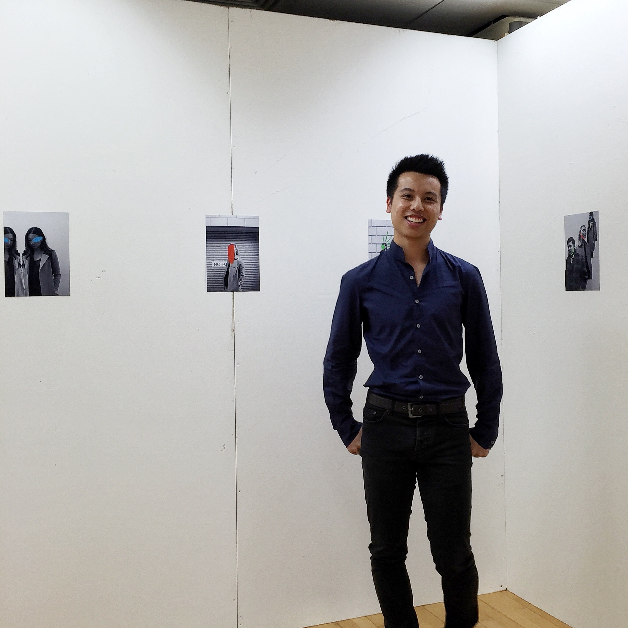 Exhibition for 2016 Hong Kong Art Symposium