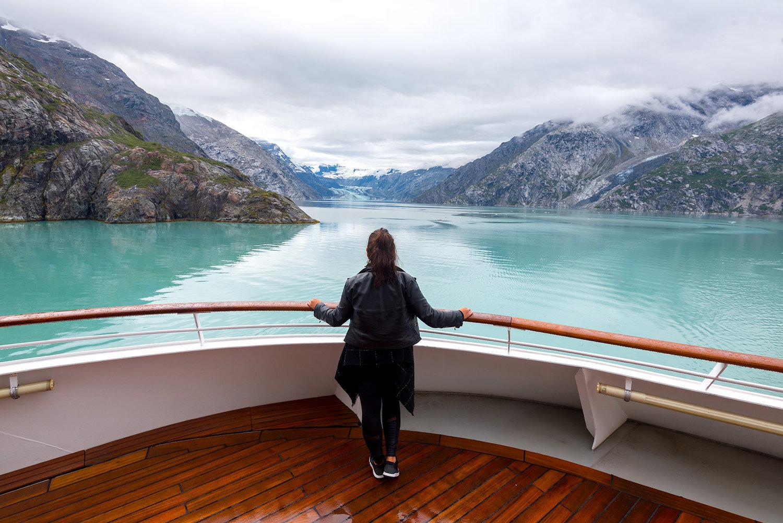 Alaskan Adventures - 7-Night Alaska Round-Trip VancouverSep 3 - Sep 10, 2019
