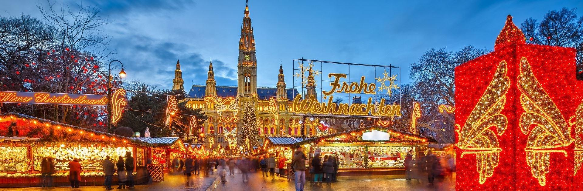 Danube Christmas Markets -