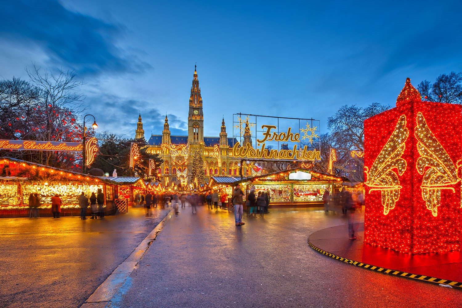 Magical Christmas Markets - 7-Night Cruise from Nuremberg to Vienna