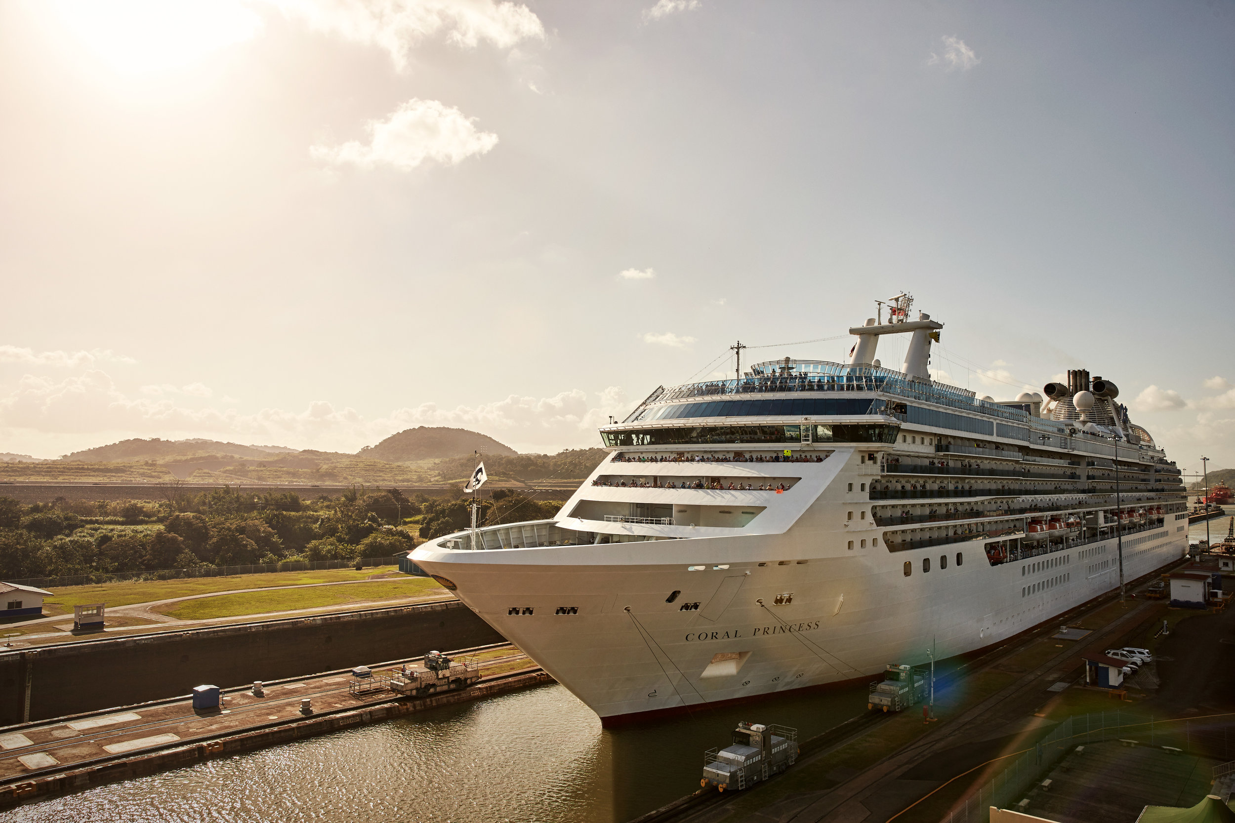 No Hassle Voyages with Princess Cruises