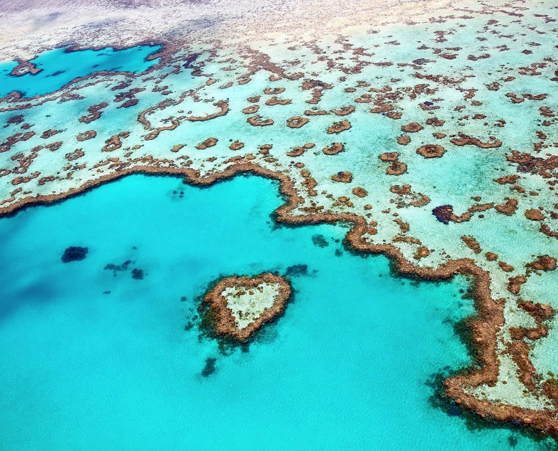 Australian Offshore & The Great Barrier Reef -
