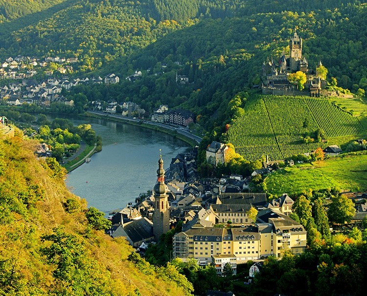 Rhine & Moselle Delights - 10-Night Cruise from Basel to Amsterdam