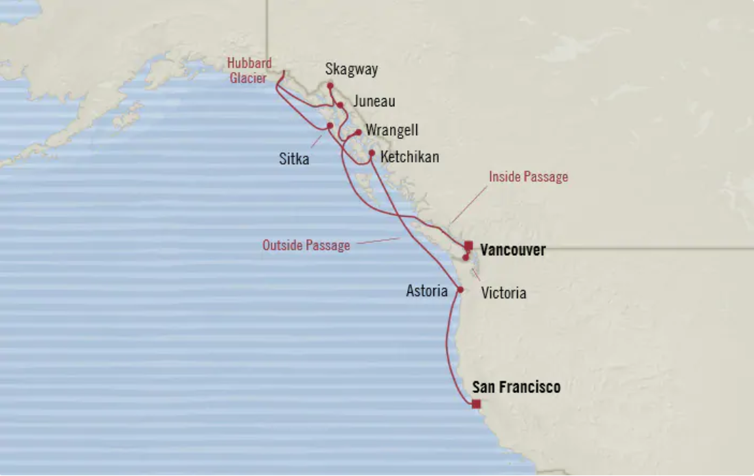 Oceania Itinerary 12-Day Vancouver to San Francisco May 2 to May 14, 2020.PNG