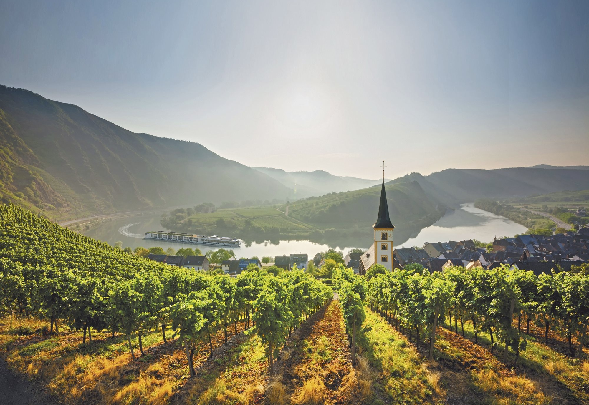 Romantic Rhine & Moselle - 15-Day Cruise between Basel and AmsterdamOctober 23 - November 6, 2019