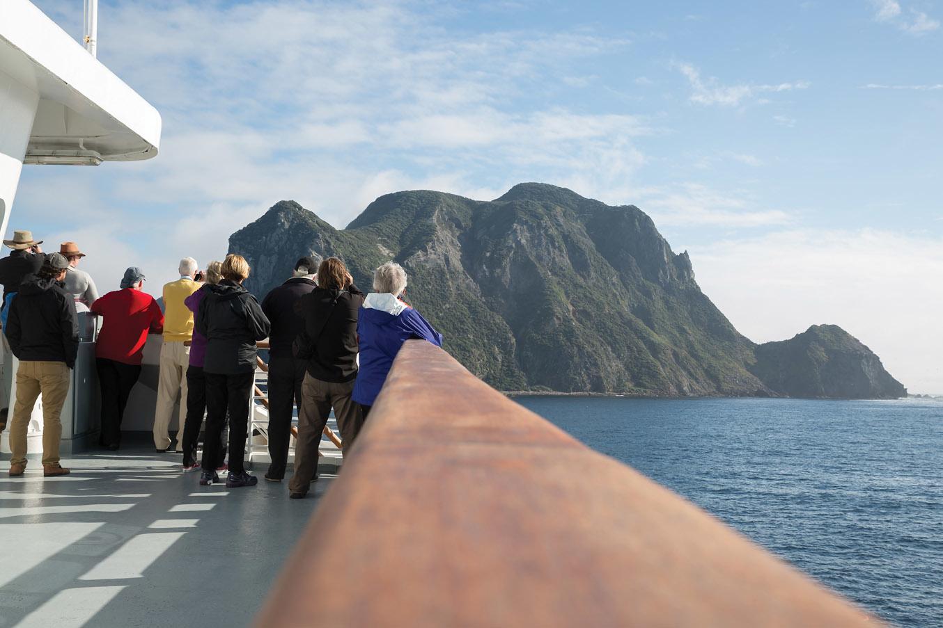 Australia & New Zealand Cruise -