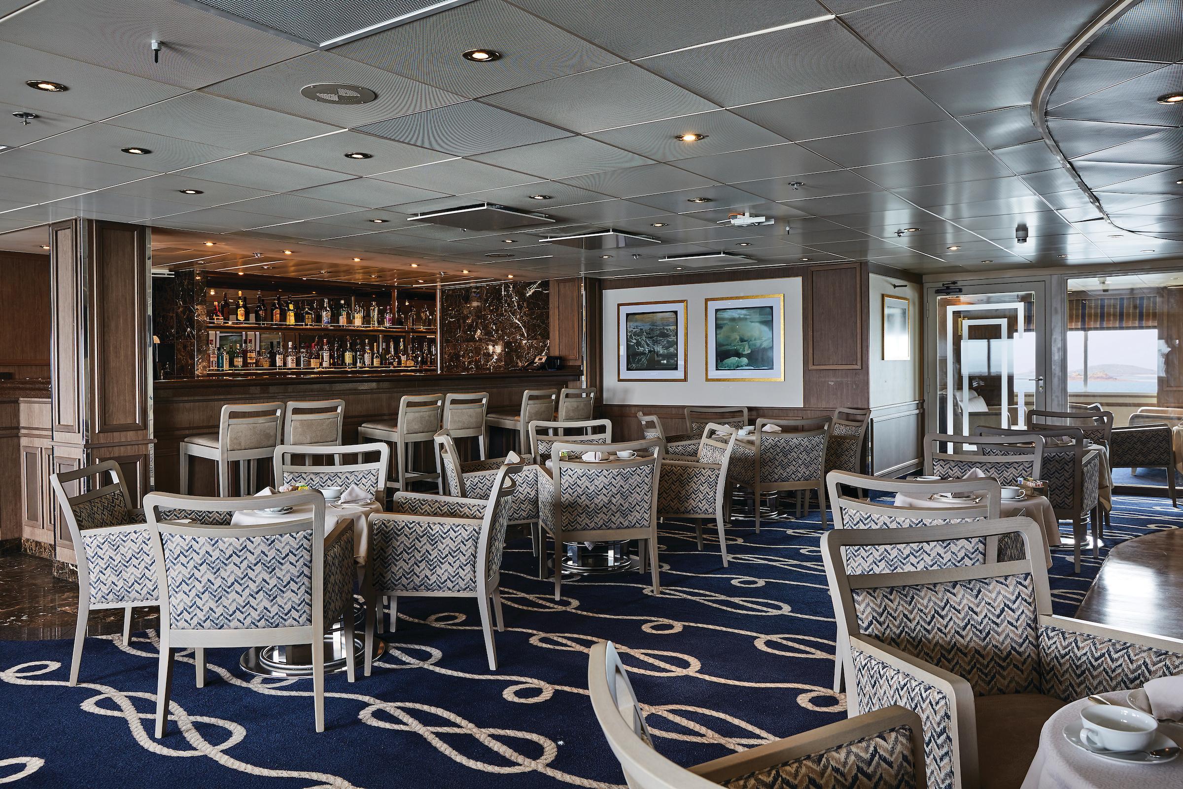 Silver Explorer, interior, expedition, panorama lounge
