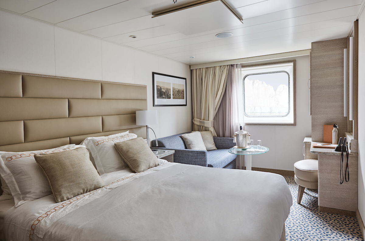 Silver Explorer, interior, expedition, View suite