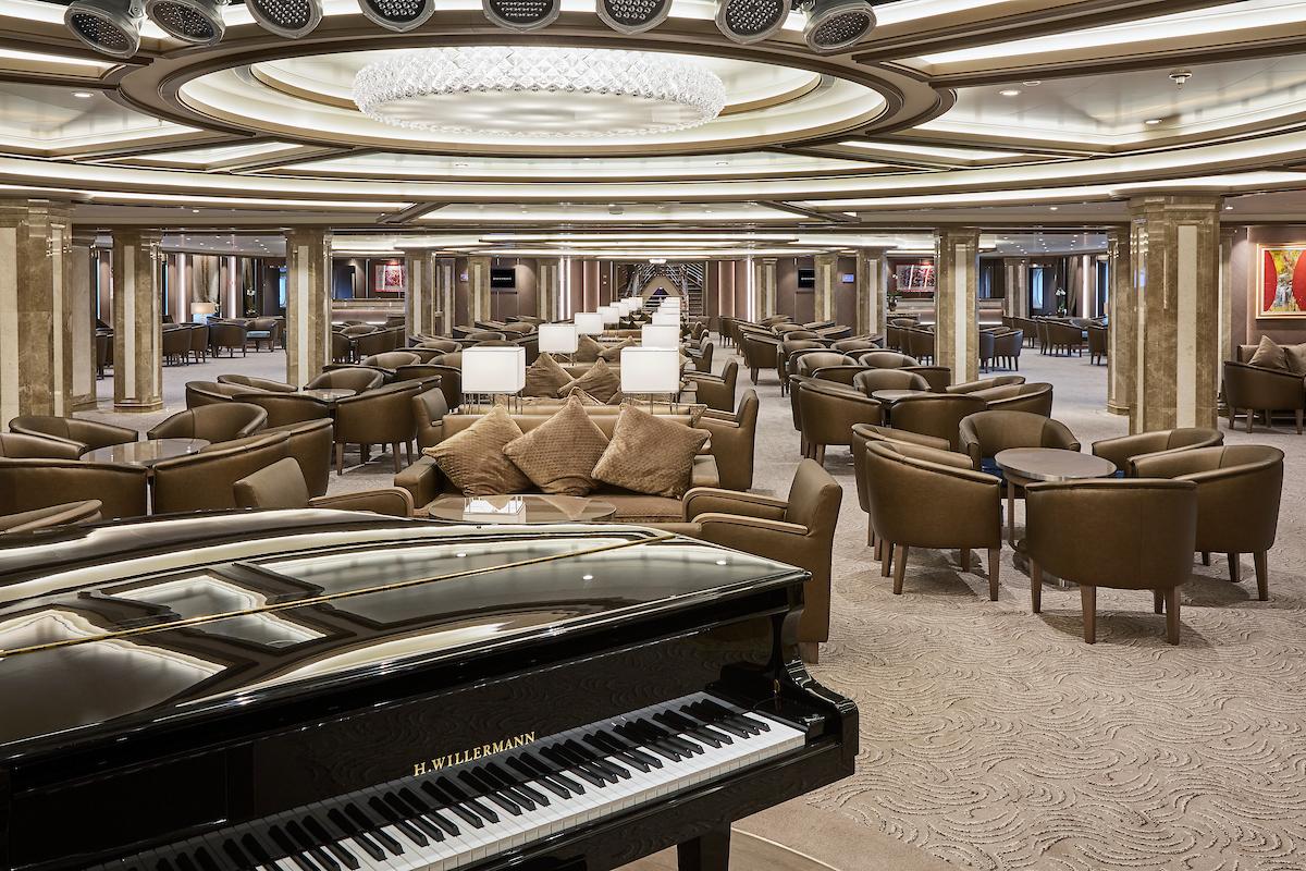 Silver Muse, Lobby, Reception, Dolce Vita, Piano