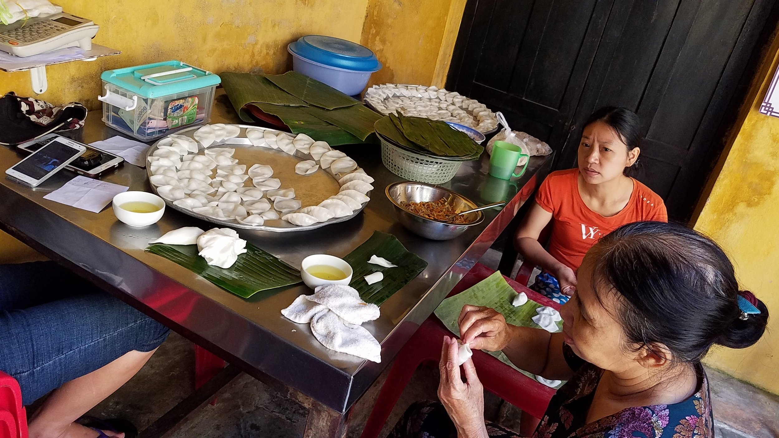 dumpling making in QT ancient house.jpg