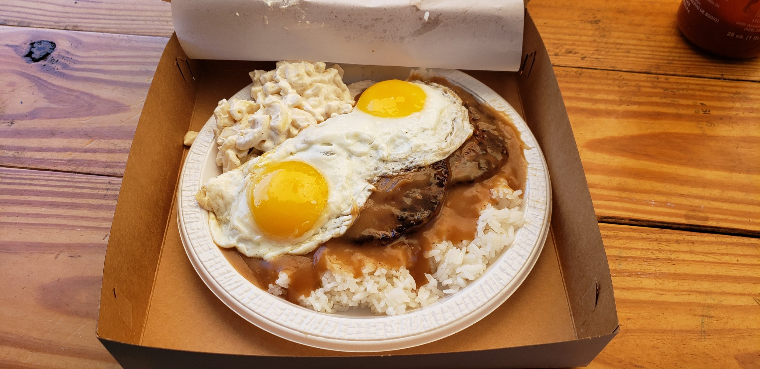 Loco Moco from Rainbow Drive-In