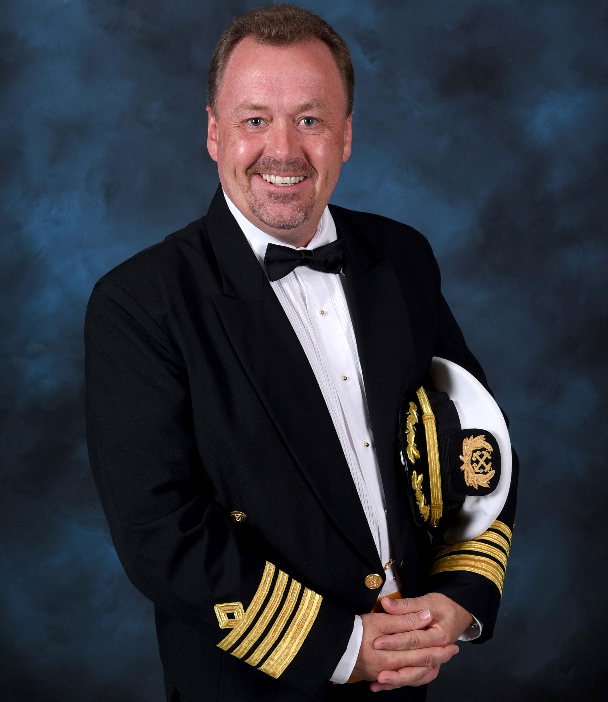 Captain Thomas Larson
