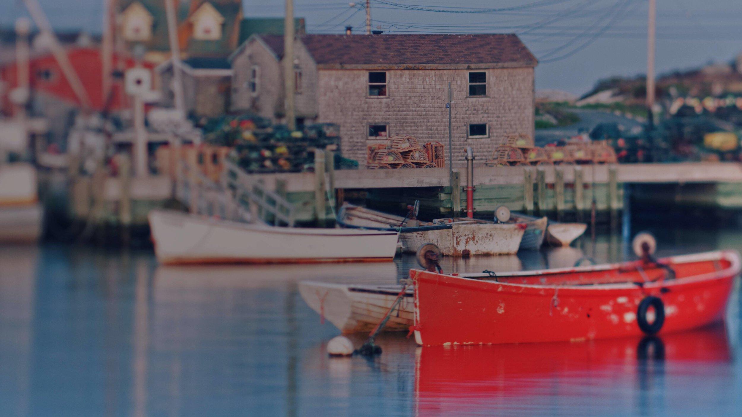Canada & New England -