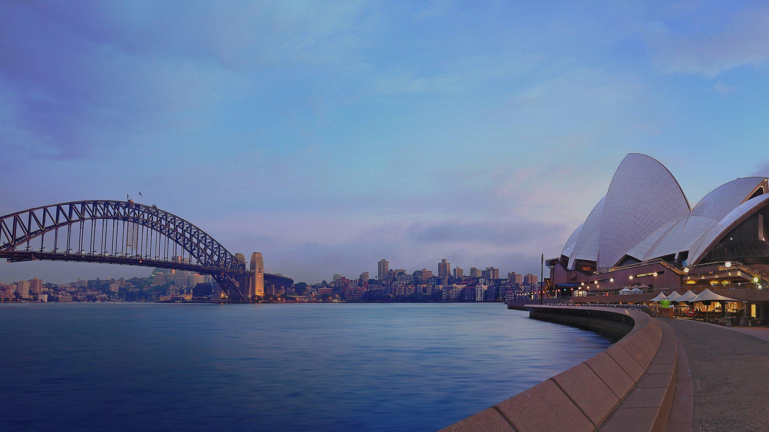 Australia & NeW Zealand -