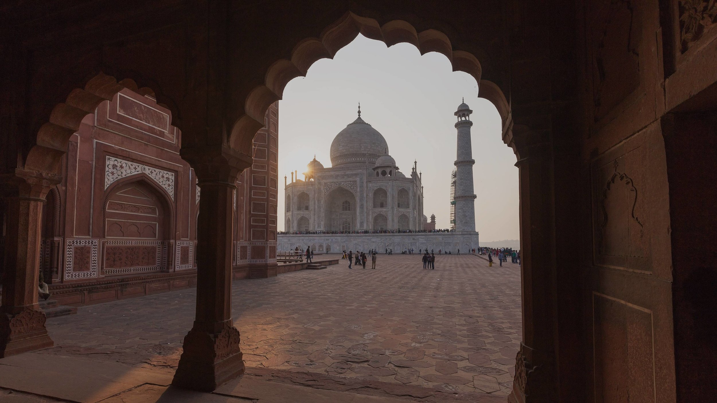 Dubai & India -