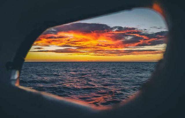 Sunset vantage points 🌅