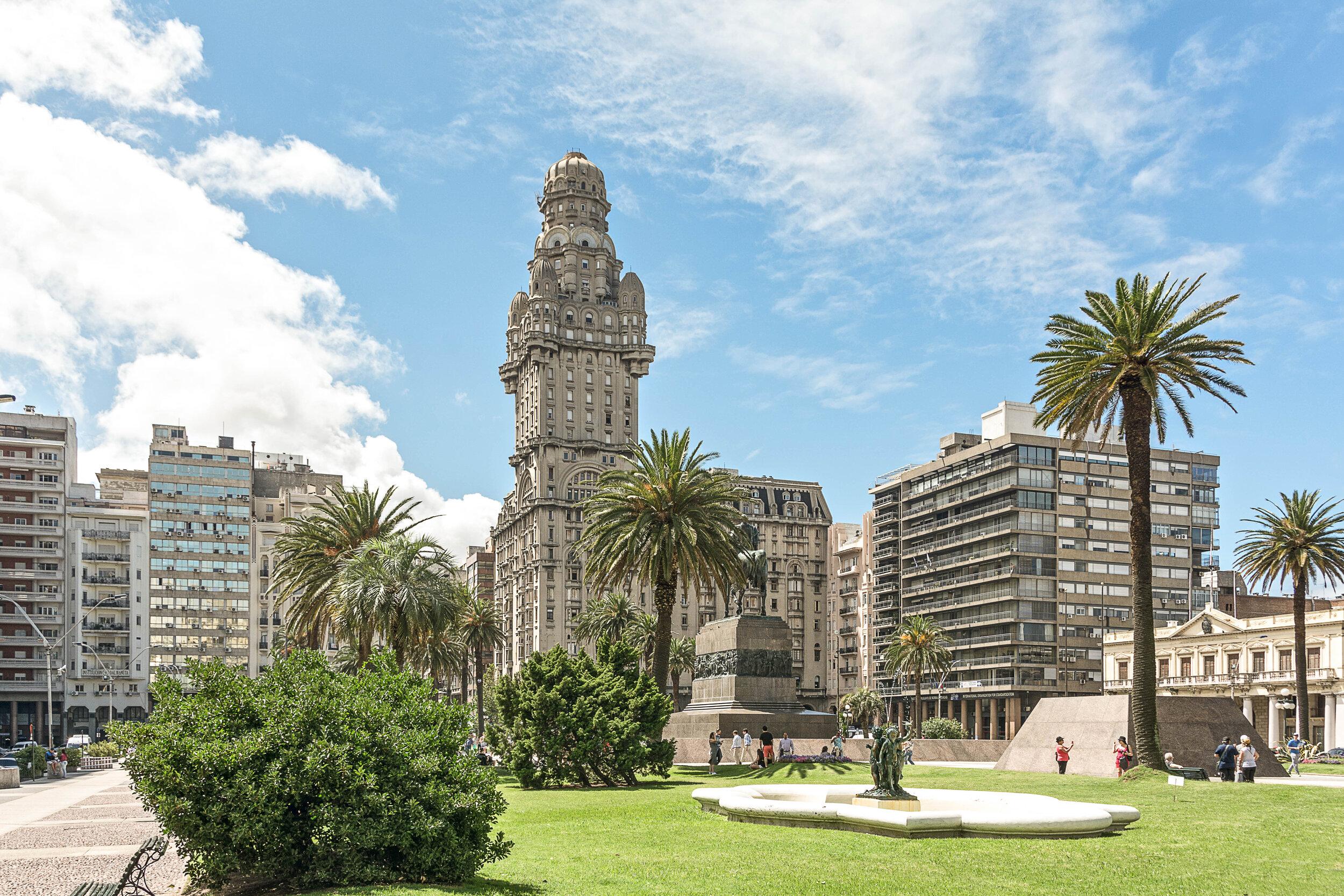 Plaza Independencia (Montevideo)