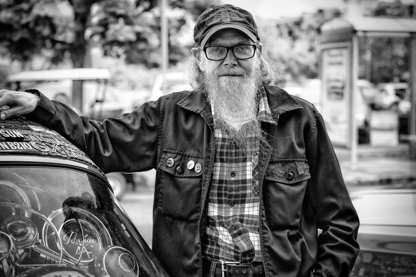 Vancouver artist Ken Gerberick
