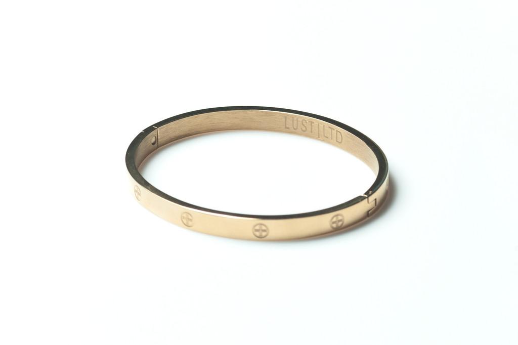 UNIX Gold Bracelet
