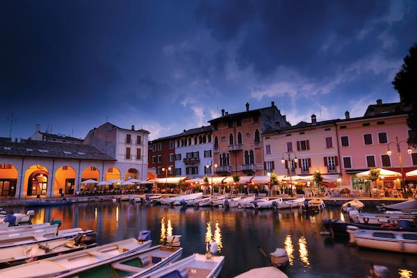 Desenzano, capital of Lake Garda
