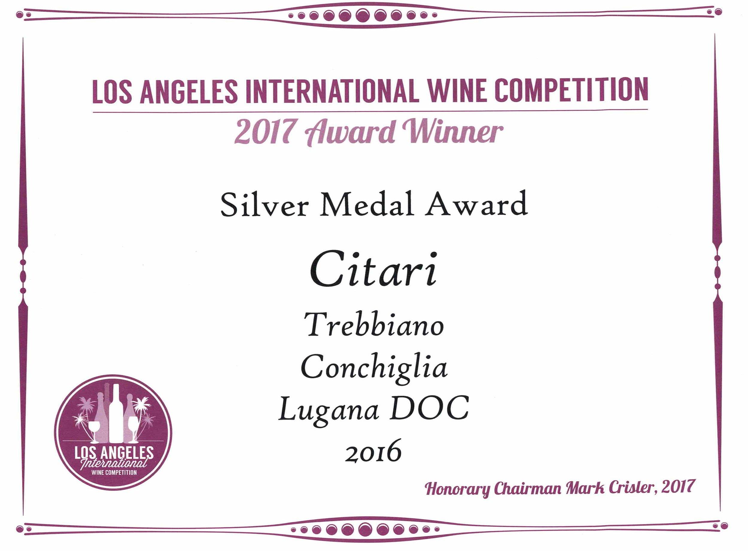 Lugana Conchiglia 2016 Silver Medal jpg orizzontale.jpg