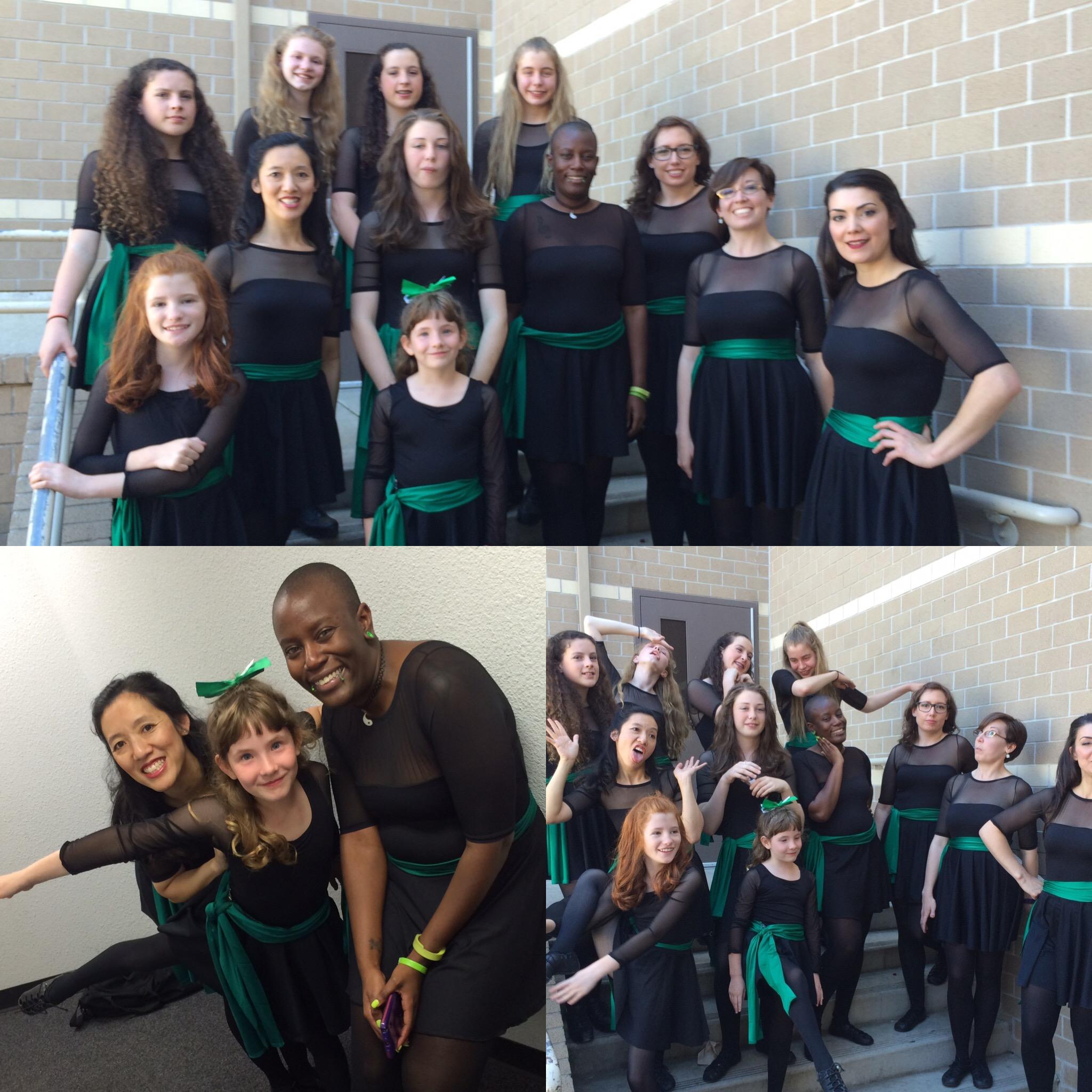 McKeever Students Perform