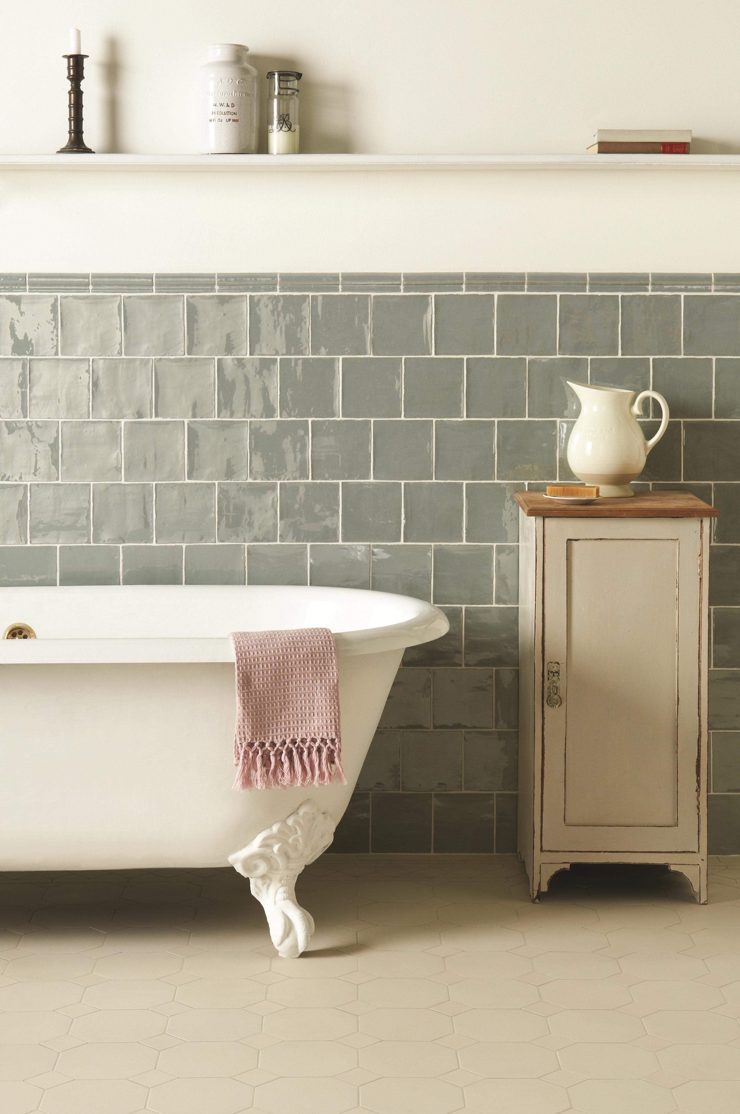 Original Style - VFT - Dover White York pattern with Winchester Metropolitan Lazul wall tiles _2.jpg