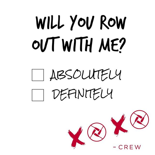 Rowmance is in the air ❤️❤️❤️ #crewfitness #rowmance #valentinesfitness #fitcouples #rowtogether #legscorearms #rowforlife #rowforlove