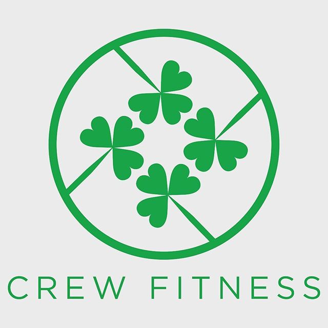 Happy St. Patrick's Day, crew! #legscorearms #stpatricksday #crewfitness #rowforlife